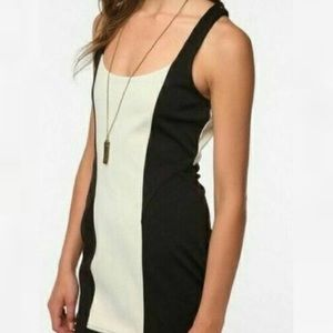 Urban Outfitters Silence Noise Colorblock Dress M